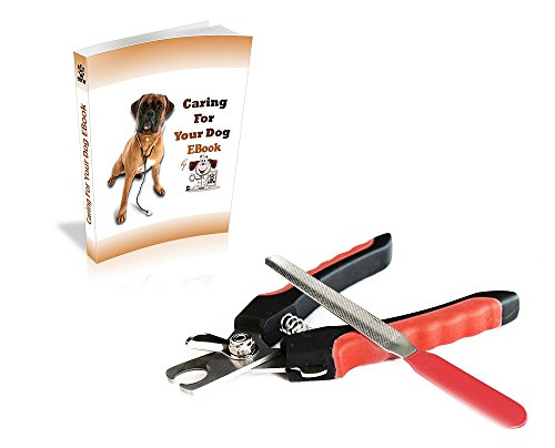 Dog Nail Clippers Professional Trimmers