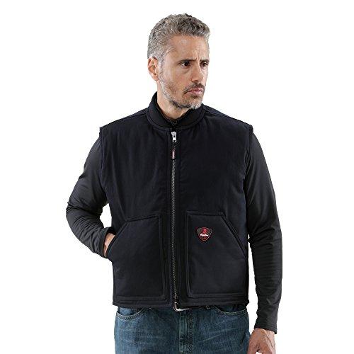 Refrigiwear Wind-Tight Water-Repellent ComfortGuard Vest, Large (Vest Duck Lined Quilt)