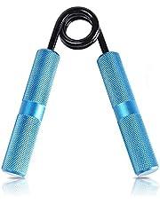 Handgreep Strengthener, Vingertrainer 100lbs - 300lbs, Hand Grippers Onderarm Oefenaar, Fitness Weerstand Handvat Trainer, Spiertraining, Trainingsapparatuur voor Onderarm