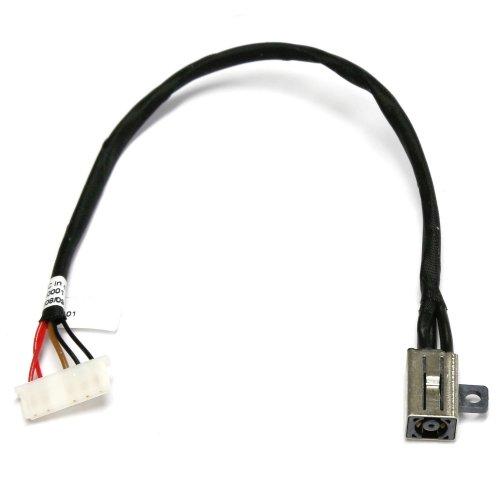 Connecteur de charge et d'alimentation compatible pour PC Portable DELL INSPIRON 15-3558, avec câ ble, DC IN Jack Power, NOTE-X / DNX avec câble