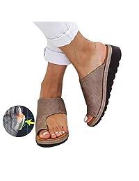 coomii BestWalk Bunion Sandals Orthopedic Premium Toe Corrector Sandals