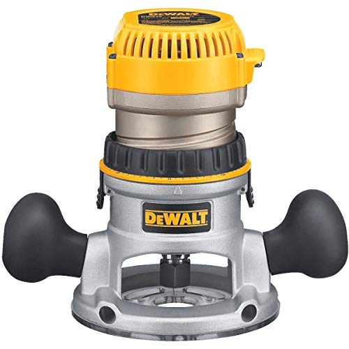 DeWalt 1-3/4 HP Fixed Base Router - DW616