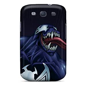 Top Quality Cases Covers For Galaxy S3 Cases With Nice Venom Appearance Black Friday