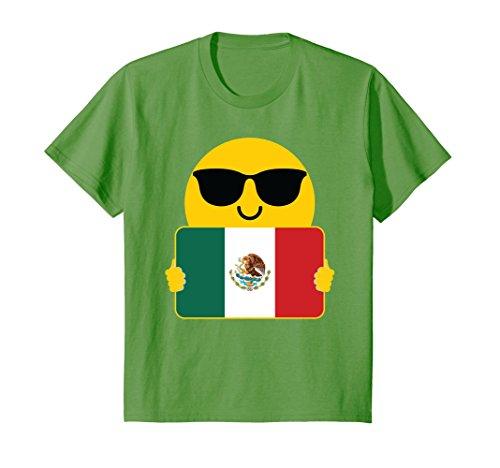 Kids Mexico Shirt Sunglasses T-Shirt Tee 12 - Mexico Sunglasses