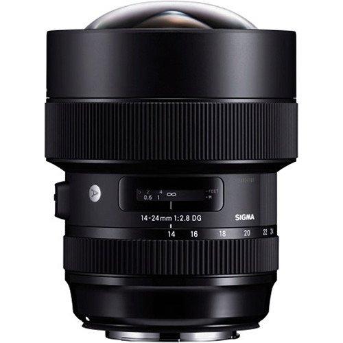 Sigma 14-24mm f/2.8 DG HSM Art Lens for Nikon F – 6PC Accessory Bundle by Sigma (Image #5)