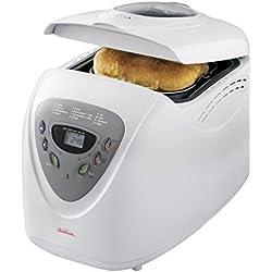 2-Pound Programmable Breadmaker, Sunbeam 5891, White, New