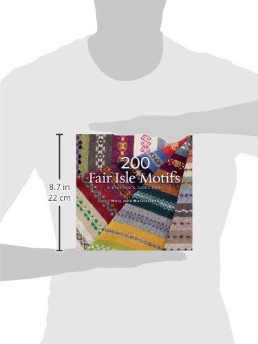 200 Fair Isle Motifs: A Knitter\'s Directory: Amazon.de: Mary Jane ...