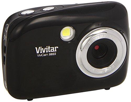 Vivitar X022 Black