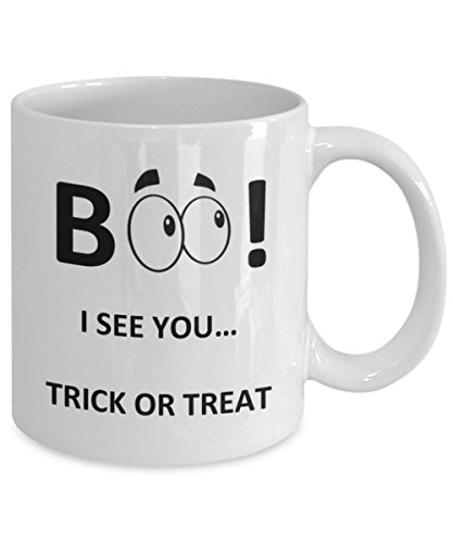 BOO! I See You…Trick Or Treat