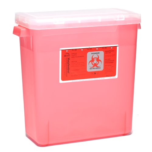 Sharps by Mail Disposal-3 Gallons ()