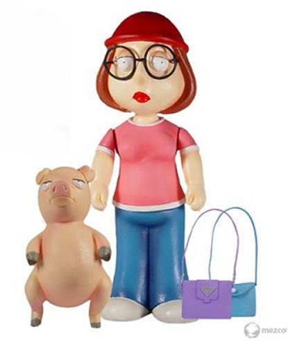 Family Guy Figures Series (Family Guy Figures Series 2: Meg)