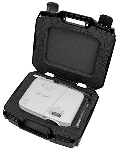 ViewSonic Compatible PA503X Case Club Projector Carrying Case by Case Club (Image #2)