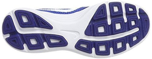 Unisex Adultos deep Hyper Nike Royal Azul Cobalt Deporte De Racer White Blue Zapatillas Flyknit ZZqCYX