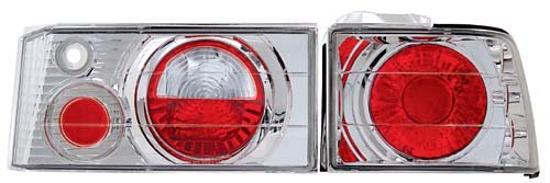 - IPCW CWT-CE708 Crystal Eyes Crystal Clear Tail Lamp piece Set