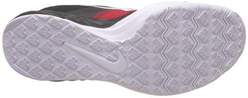 Calzado Deportivo Nike Para Hombre Prime Iron Df, Negro / Blanco, Rojo Antracita, 12 D Us