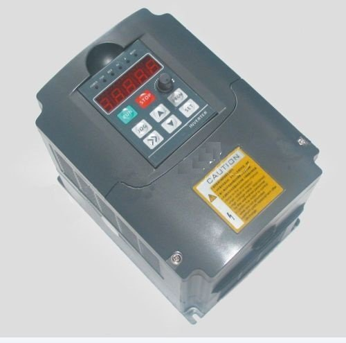 HY Series Variable Frequency Drive VFD Inverter 2.2KW 110V AC by HY