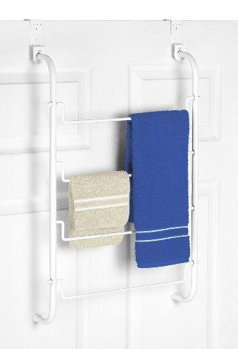 Whitmor Over The Door Towel Rack