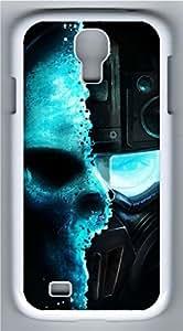Samsung Galaxy S4 Case Customized Unique Cool Skull Sniper Cover For Samsung Galaxy S4 I9500