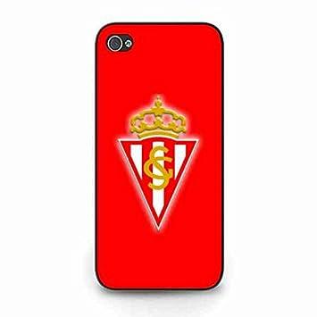 Futbol Club Real Sporting de Gijon Logo Phone Carcasa for ...