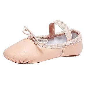 Premium Authentic Leather Ballet Slipper - Ballet Shoes
