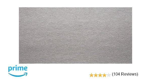 Dintex 71-714 - Vinilo autoadhesivo de metal inoxidable, gris, 67 ...