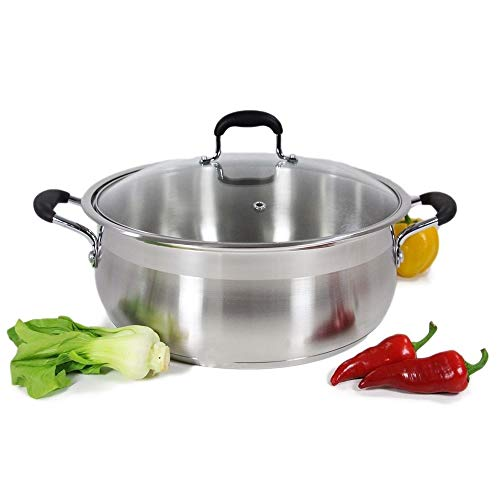 Thaweesuk 10 Qt Stainless Super Double Stock of