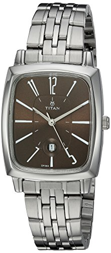 Titan Analog Brown Dial Women #39;s Watch   2558SM02 / 2558SM02