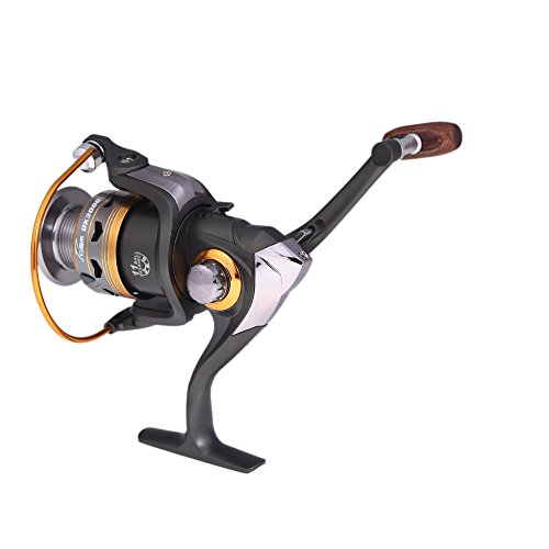 11BB Ball Bearings Left/Right Interchangeable Collapsible Handle Carp Fishing Spinning Reel Pesca DK3000
