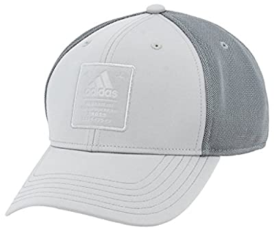 adidas Men's Standard Arrival Snapback, Black, One Size from adidas Originals