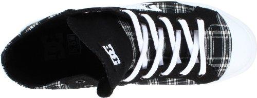 DC Shoes Chelsea Zero HI SE D0302659 - Zapatillas para mujer Negro