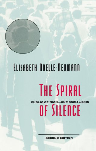 The Spiral of Silence: Public Opinion - Our Social Skin, 2nd Edition (International Public Opinion)