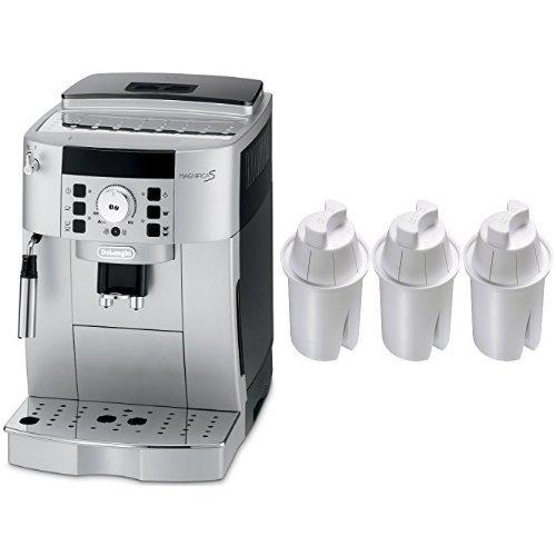 DeLonghi ECAM22110SB Compact Automatic Cappuccino, Latte and Espresso