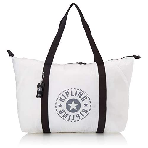 chollos oferta descuentos barato Kipling Totepack Tote Bag Unisex Adulto transparente 18x57x37 cm LxWxH