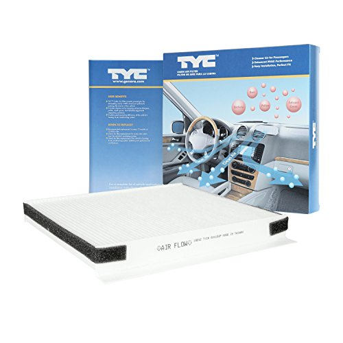 TYC 800158P Replacement Cabin Air Filter for Hyundai Genesis