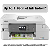 Brother MFC-J995DW Wireless Color Printer with Scanner, Copier & Fax