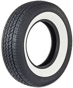 Coker Tire Classic Radial Tire P205/75R14 by Coker Tire (Image #3)