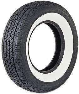Coker Tire Classic Radial Tire P205/75R14 by Coker Tire