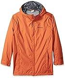 Columbia Men's Big and Tall Watertight II Jacket, Backcountry Orange, 3XT