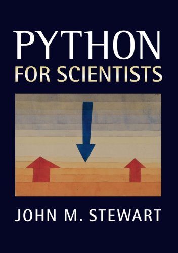 Book cover of Python for Scientists by John M. Stewart