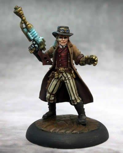 Dr. Charles Bennet, Steampunk Hero 3