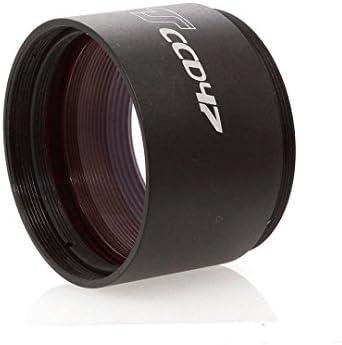 "TS-Optics 2"" Premium CCD Focal Reducer 0,67x für Ritchey-Chrétien RC, Celestron EHD, Meade ACF und Flatfield-Teleskope bis F/8, CCD47"