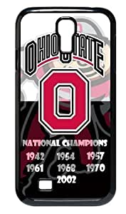 The Ohio State University NCAA Ohio State Buckeyes Samsung Case Cover Fits Samsung Galaxy S4 I9500