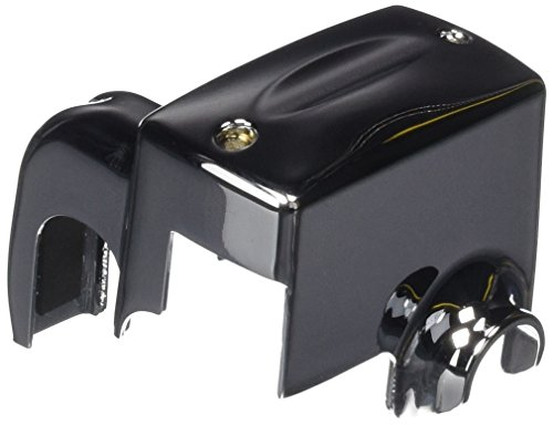 Kuryakyn 9106 Master Cylinder Cover for Yamaha Road Star/Road Star Warrior (2005 Yamaha Road Star)