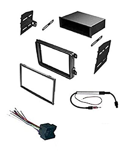 ASC Car Stereo Radio Dash Kit, Wire Harness, and Antenna Adapter for Vw Beetle Wiring Harness Kit on vw beetle transmission swap, vw beetle grab handle, vw beetle chrome trim, vw beetle light bar, vw beetle transformer, vw beetle throttle position sensor, vw beetle tail light assembly, vw beetle license plate holder, vw beetle strut, vw beetle louvers, vw beetle fuel injection system, vw beetle throttle linkage, vw beetle temp sensor, vw beetle alternator kit, vw beetle antenna, vw beetle ground strap, vw bug wiring, vw beetle radio speaker, vw beetle relays, vw beetle wiring cover,