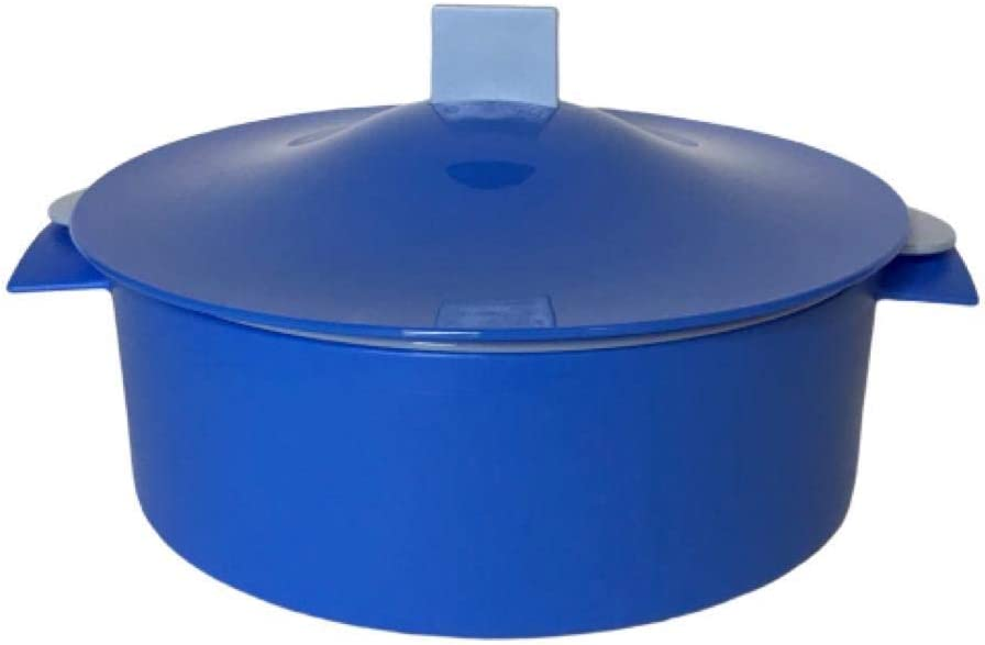 Microsteamer Junior Jr, Microwave Round Steamer