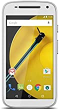 Motorola E White (Boost Mobile)