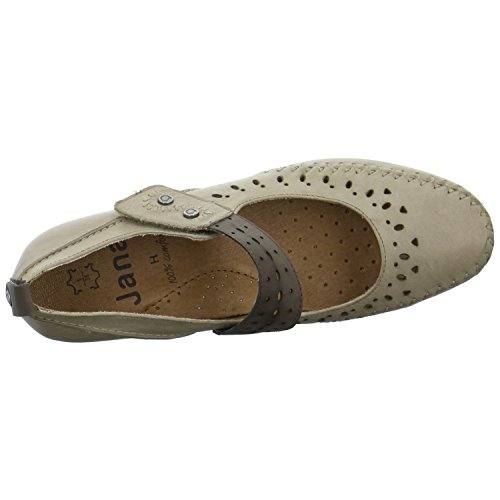 Jana 88 24323 28 324 - Zapatos de vestir para mujer marrón