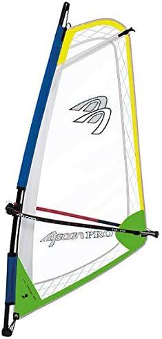 Ascan Pro Planche A Voile Pour Enfants Complete 1 5 Amazon Fr Sports Et Loisirs