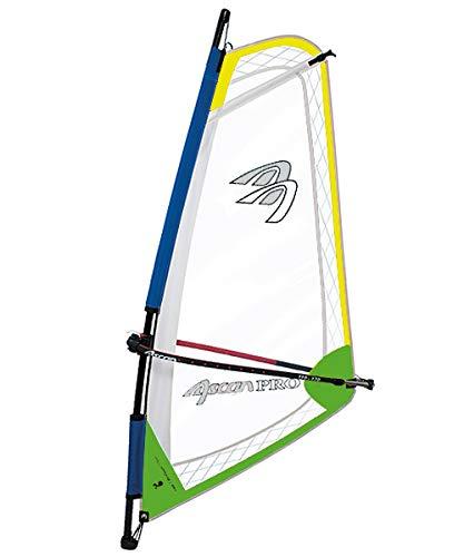 Ascan Pro - Vela de windsurf para infantes - 1.5: Amazon.es ...