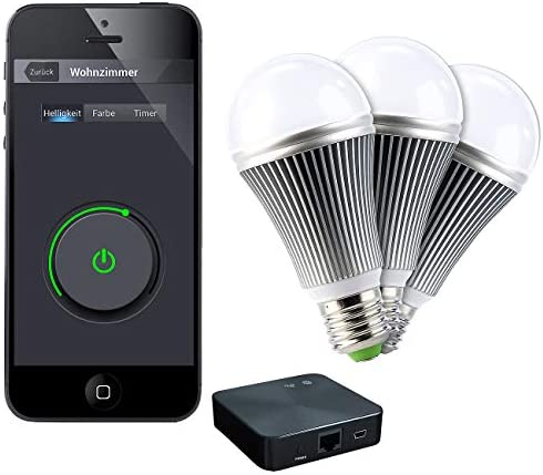 CASAcontrol WLAN LED: WiFi-Beleuchtungs-System
